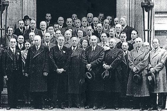 ISO Founders, London 1946