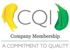 Qualitation is  a member of the Chartered Quality Institute