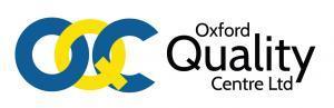 OQC logo colours